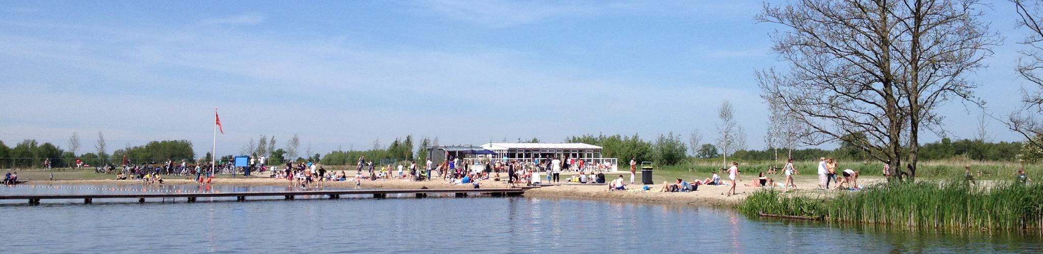 Strand Zomer Nieuwkoop